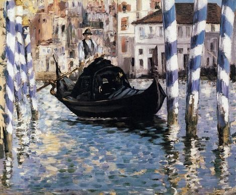 objective and impressionistic description Impressionism can be considered the first distinctly modern movement in painting developing in paris in the 1860s, its influence spread throughout europe and.